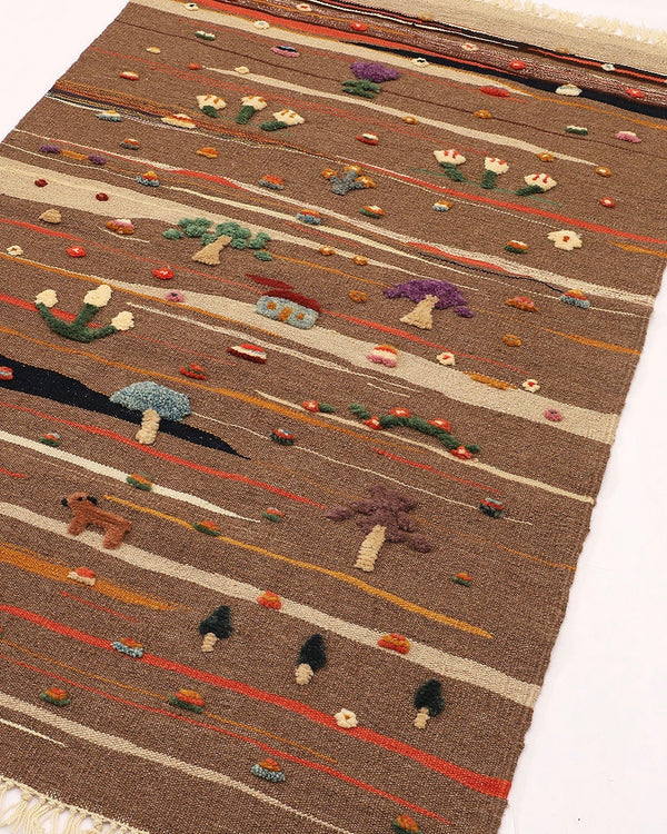 Song of Color Rug