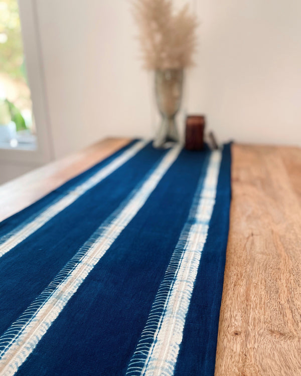 Tensira Tie & Dye Table Runner