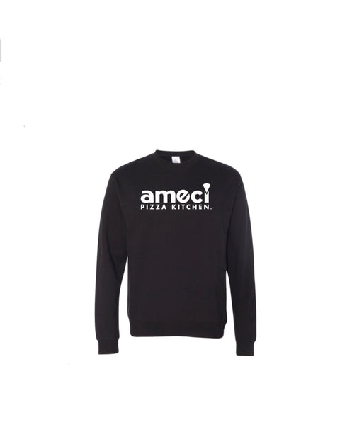Ameci Black Crew Neck
