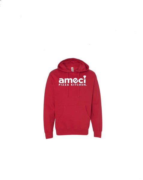 Ameci Red Sweatshirt
