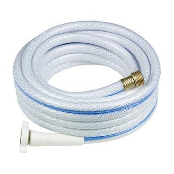 50ft Lead Free Drinking Water Safe Water Hose - NeverKink - Sure Water