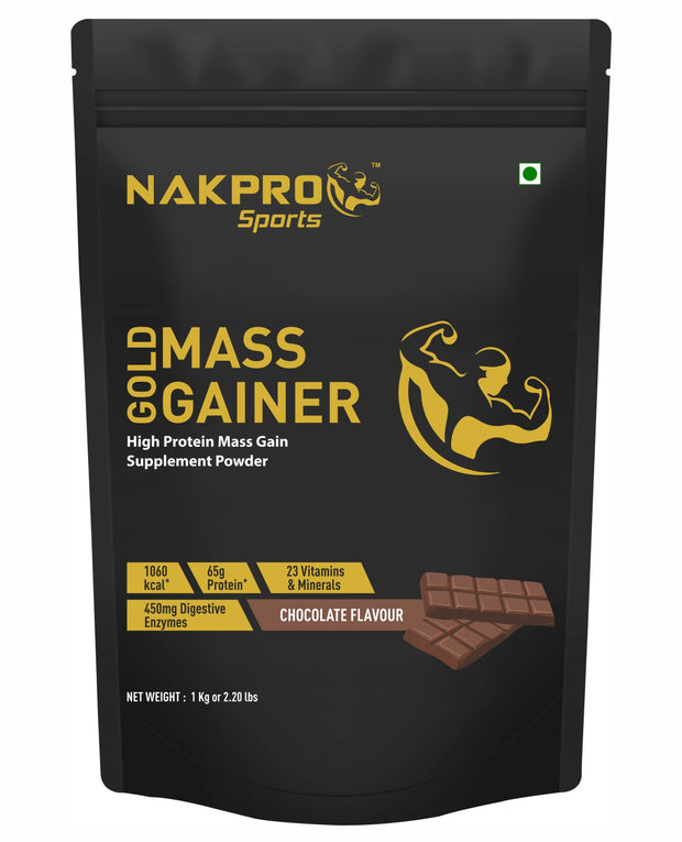 Nakpro  Gold Mass Gainer  -