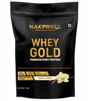 Nakpro Whey Gold Whey Protein Concentrate -