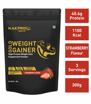 Nakpro Gold Weight Gainer Protein -