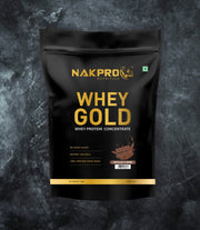 NAKPRO Nutrition whey protein concentrate whey protein powder 2 Kg chocolate
