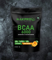 NAKPRO BCAA 6000 TANGY ORANGE 200G