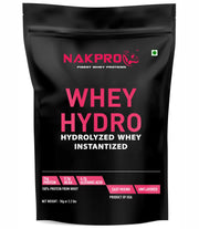 Nakpro Whey Hydro Whey Protein Hydrolyze - Unflavored