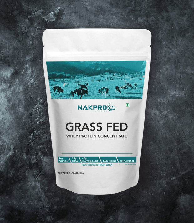 NAKPRO GRASS-FED UNFLAVORED 1KG