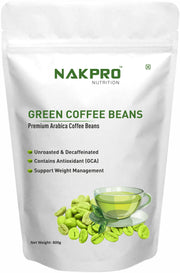 nakpro green coffee beans pouch
