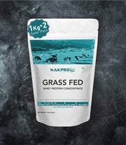 NAKPRO GRASS-FED UNFLAVORED 2KG
