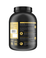 Nakpro Gold 100% Whey Protein with Digestive Enzymes, Whey Protein Supplement Powder from USA - Mango