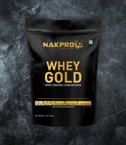 NAKPRO WHEY GOLD UNFLAVORED 1KG