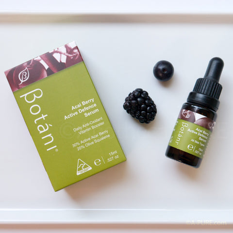 Botani ACAI BERRY ACTIVE DEFENCE SERUM (Beauty Oil with 30% Active Acai Berry)