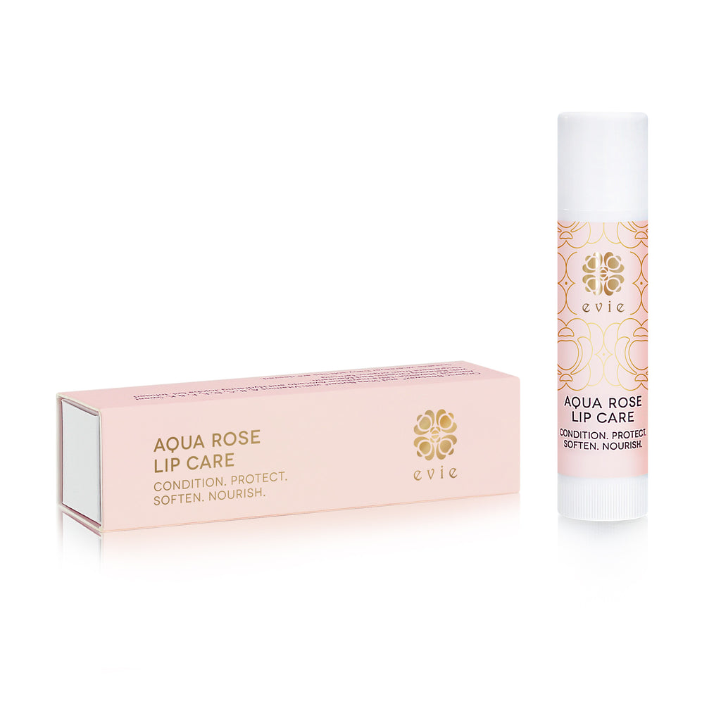 Evie AQUA ROSE LIP CARE - A-PURE Skincare Boutique