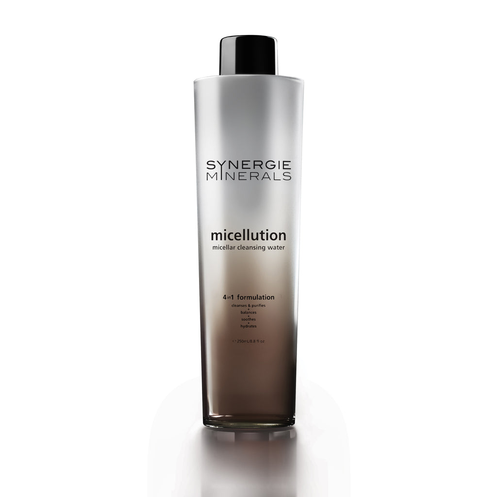"Synergie Minerals MICELLUTION Cleansing Water (""No-Rinse"" Micellar Water)"