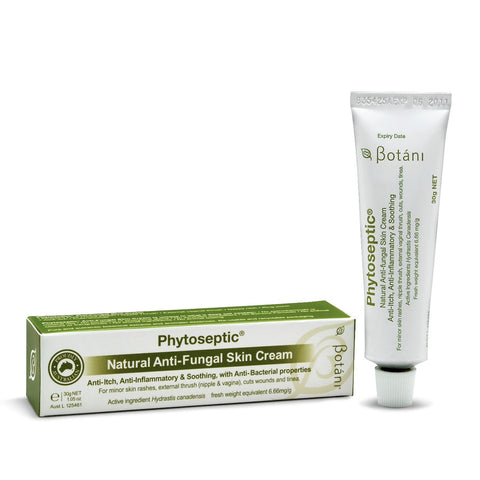 Botani PHYTOSEPTIC CREAM (Triple-action Antiseptic, Antifungal, Anti-inflammatory)