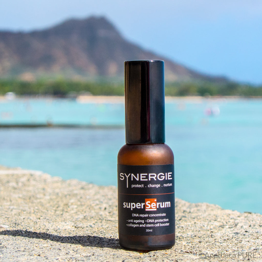 Synergie SUPERSERUM (Peptide + Stem Cells / DNA Repair Concentrate) - A-PURE Skincare Boutique