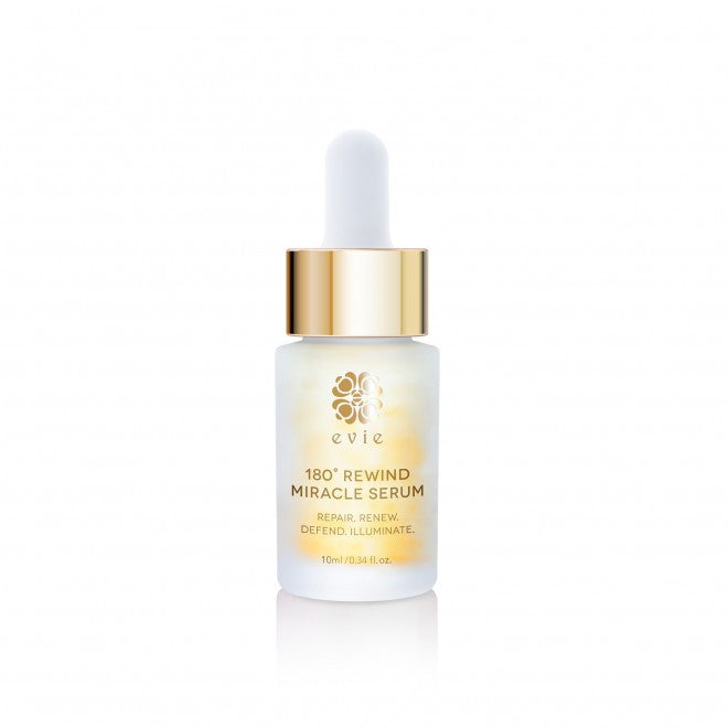 Evie 180° REWIND MIRACLE SERUM (3-Roses Beauty Oil) - A-PURE Skincare Boutique