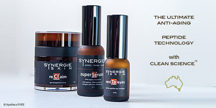 Stem Cell & Collagen Booster, DNA repair & Protection, Synergie SuperSerum, ReClaim, RevitalEyes