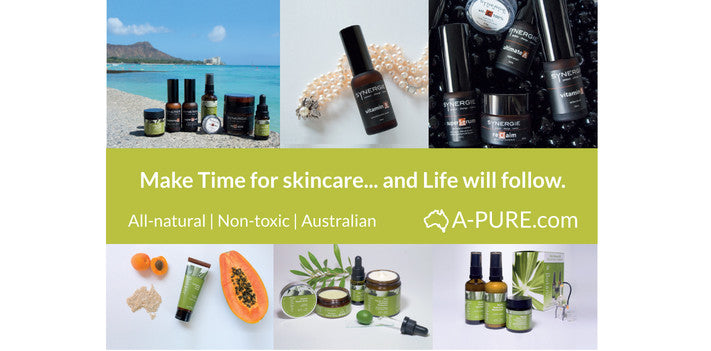A-PURE brings you skincare that are safe and beneficial to your skin