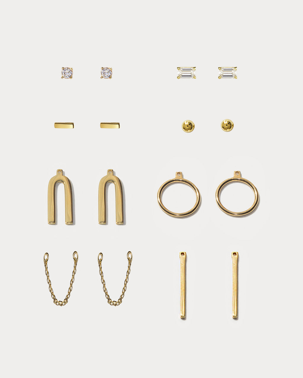 The Complete Essentials Earring Capsule Set