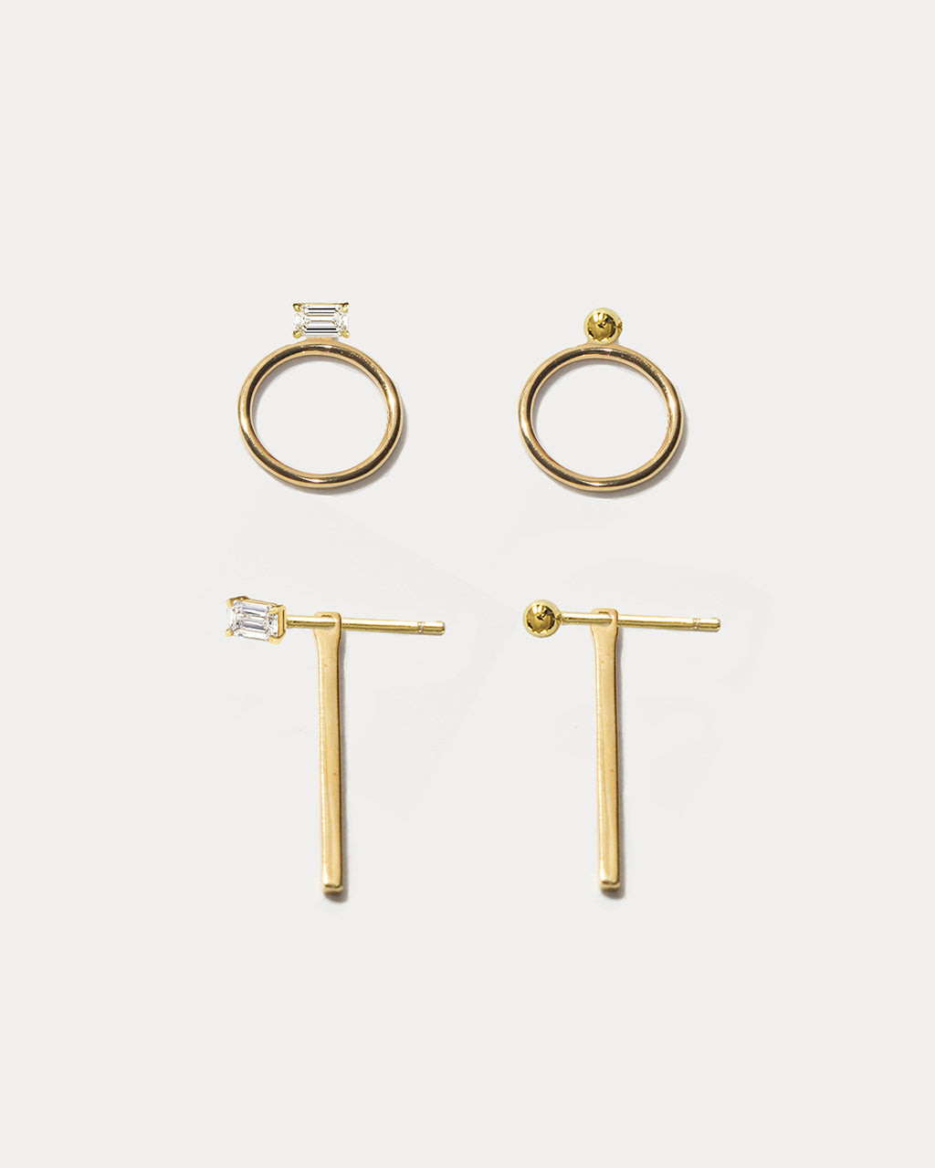 Essentials I - Earring Capsule Quad Set