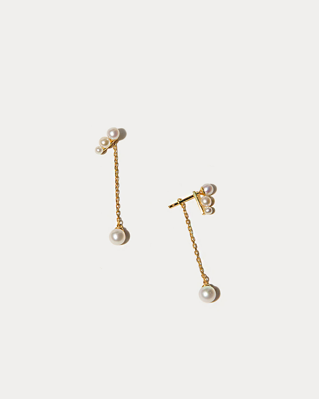 Pearl Duo Ear Jackets