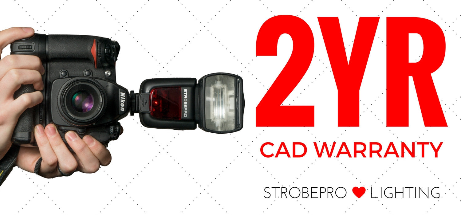 Strobepro 2 Year Warranty