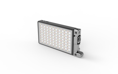 Strobepro Boling BL-P1 RGB LED Lithium 2500-8500k Pocket Video Light - Strobepro Studio Lighting