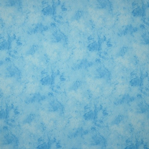 9x12 DYEPRO Muslin Backdrop- Light Blue