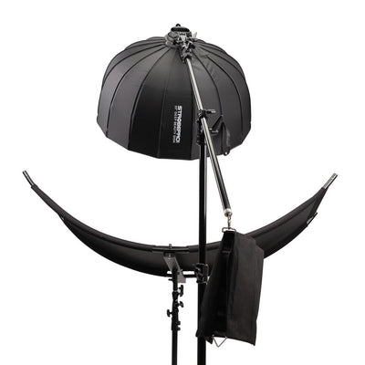 "Portrait Illuminator +  33"" Rapid Pro Beauty Dish"