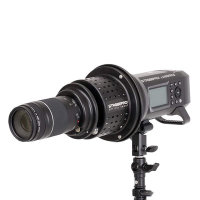 Strobepro Optical Snoot Kit - Strobepro Studio Lighting