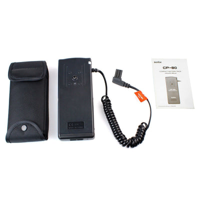 Godox CP80-N Speedlite Battery Pack for Nikon - Strobepro Studio Lighting