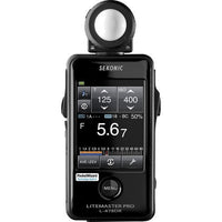 Sekonic L-478DR LiteMaster Pro Light Meter - Strobepro Studio Lighting