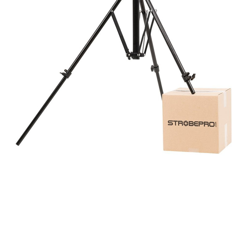 Strobepro 10' Adjustable Air Cushioned Stand