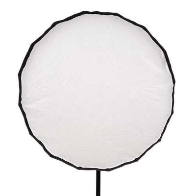 33 Inch Rapid Pro Deep Beauty Dish Kit - White - Strobepro Studio Lighting