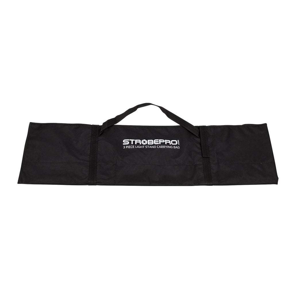 3 Piece Light Stand Carrying Bag - Strobepro Studio Lighting