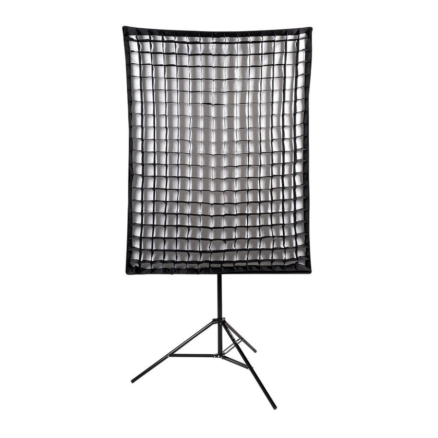 3x4 Foot Pro Series Strip Softbox Grid - Strobepro Studio Lighting