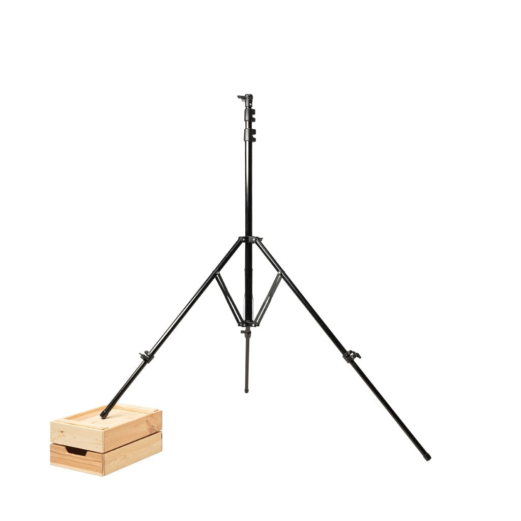 9' Adjustable Air Cushioned Light Stand