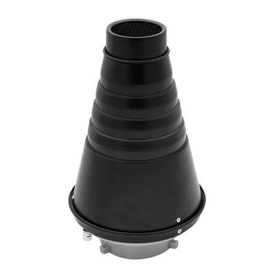 Strobepro Universal Conical Snoot