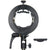 Strobepro Godox S2 Round Flash S-type Bowens Mount Bracket for Round Head Flashes