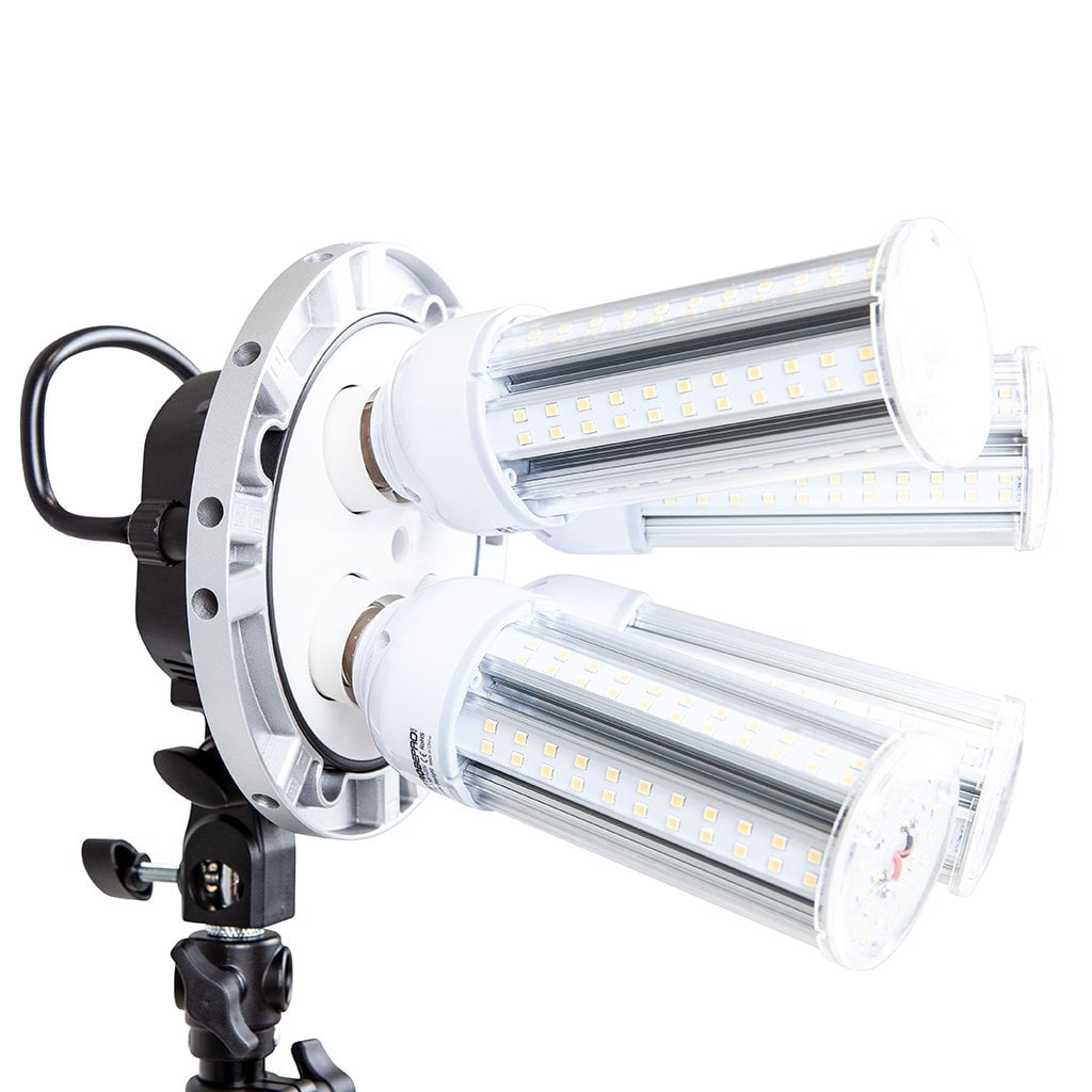 Quadstar LED II Continuous Light Kit