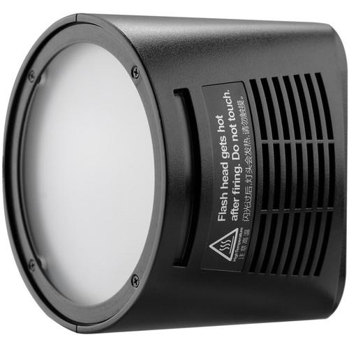 Strobepro Round Head for X200 (Godox H200R) - Strobepro Studio Lighting