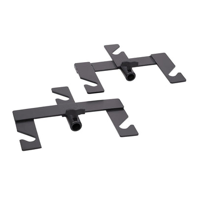 Triple Background Brackets - Stand Mount - For Lifting Shaft