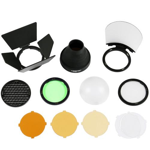 Godox AK-R1 Accessory Kit for Round Heads - Strobepro Studio Lighting