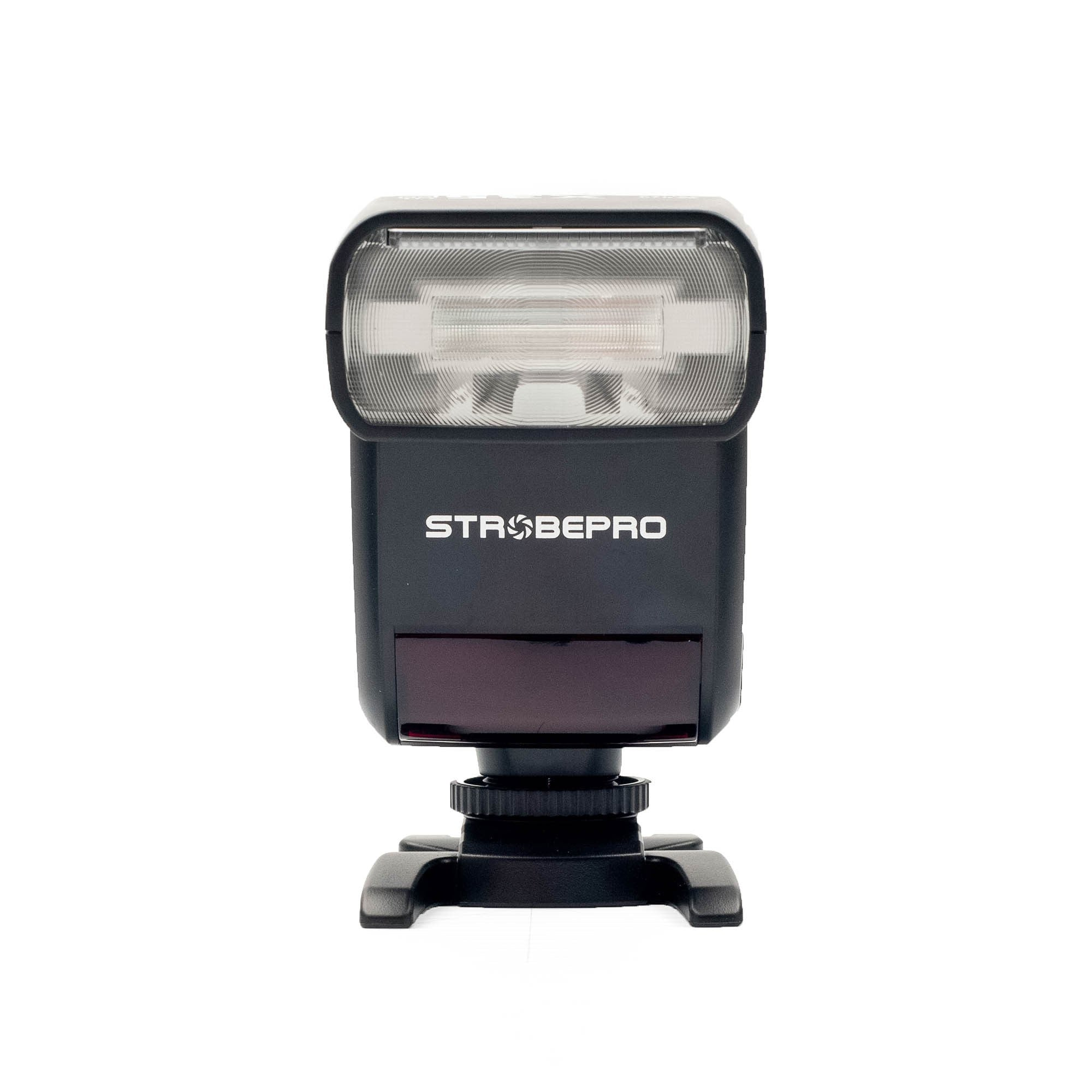 Strobepro X35C (Godox TT350C) TTL Mini Wireless Speedlite Flash - Canon - Strobepro Studio Lighting