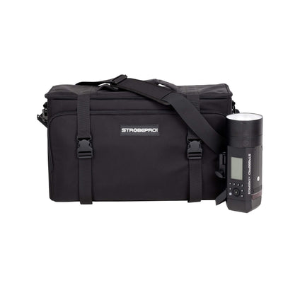 X400 Pro Battery Powered Location Kit - Single Light - Strobepro Studio Lighting