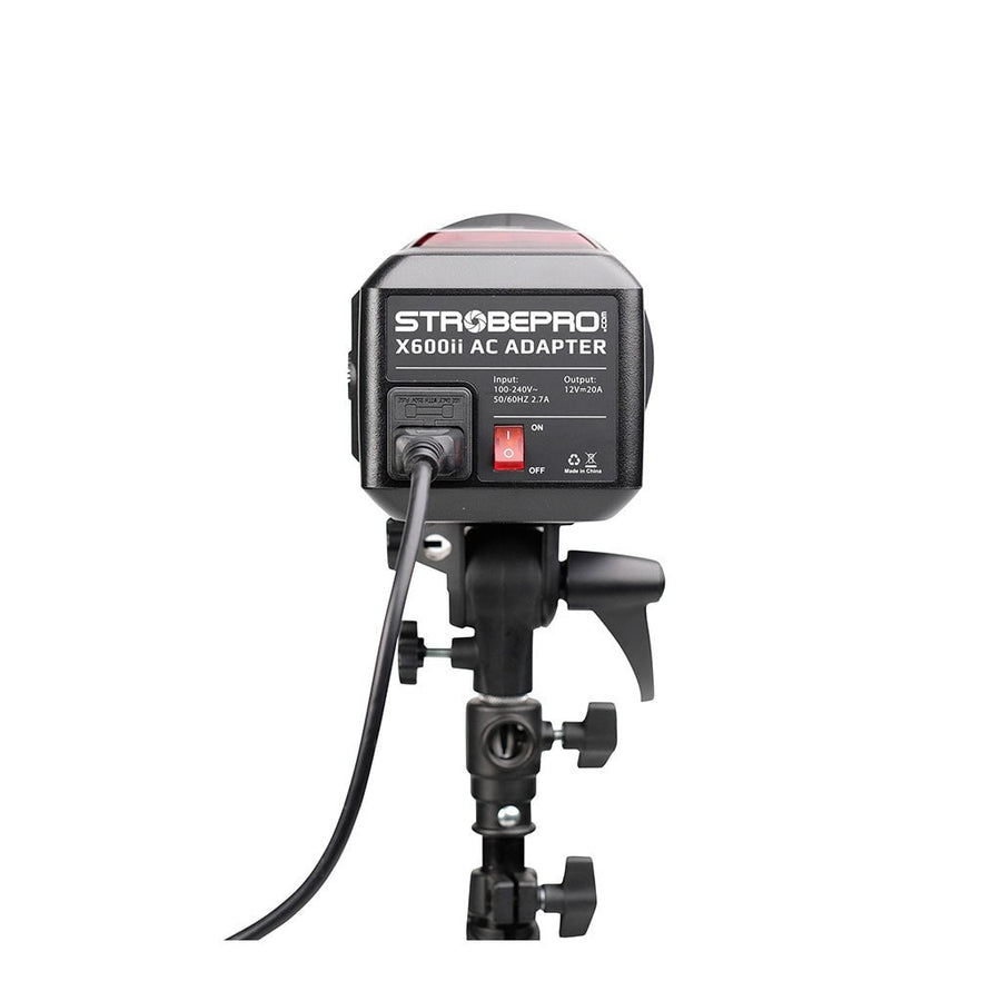 Strobepro X600ii AC Adapter (Godox AD-AC) - Strobepro Studio Lighting