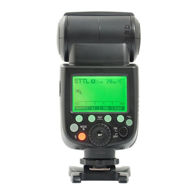 Strobepro X60F (Godox TT685F) TTL Wireless Speedlite - Fujifilm - Strobepro Studio Lighting
