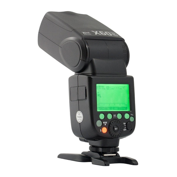 Strobepro X60C TTL Wireless Speedlite - Canon